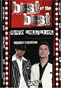 Magnate y Valentino: Best of the Best Video Collection