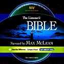 The Listener's New Testament NIV (       UNABRIDGED) by Fellowship for the Performing Arts Narrated by Max McLean