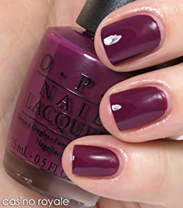 OPI Skyfall Collection -Casino Royale