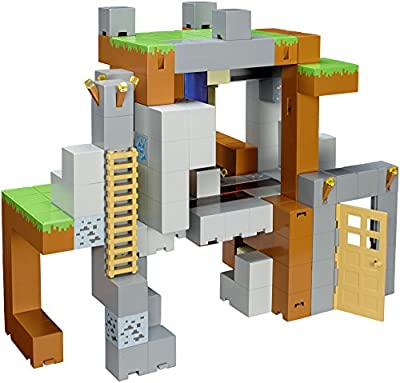 Minecraft Playset from Mattel