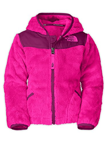 The North Face Oso Toddlers Sweatshirt In Azalea Pink/Parlour Purple Sz:5