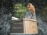 img - for Speak for Yourself: An Introduction to Public Speaking 3rd Third Edition book / textbook / text book