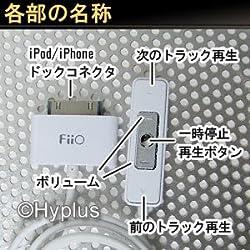 iPod,iPhone専用ヘッドフォンアンプ FiiO E1 ホワイト【並行輸入品】