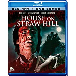 House On Straw Hill (Blu-ray + DVD Combo)