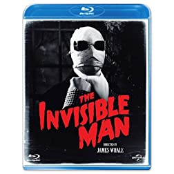 Invisible Man [Blu-ray]