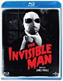 The Invisible Man [Blu-ray] [1933] [Region Free]