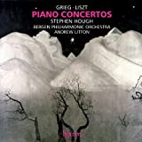 Stephen Hough Liszt/ Grieg: Piano Concerto No.1 & 2/ Piano Concerto A Minor