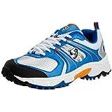 Maxxport Prolite III Men's Shoes, Size 11 (Royal Blue/Orange)