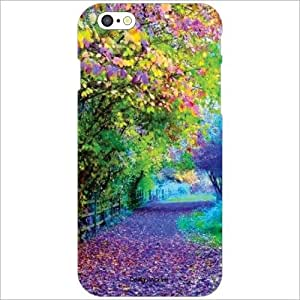Design Worlds - Apple iPhone 6 Designer Back Cover Case - Multicolor Phone ...
