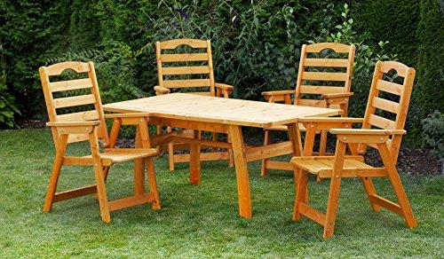 Gartentisch Holztisch Gartenmöbel Loungetisch Tisch Esstisch Küchentisch (150 x 80 x 73 cm) jetzt bestellen