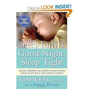 The sleep lady 174 s good night sleep tight gentle proven solutions