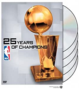 NBA: 25 Years of Champions