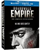 Boardwalk Empire: The Complete Fifth Season [Blu-ray]