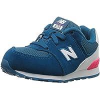 New Balance 574 Girls High Visibility Grade School Shoes