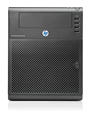 HP ProLiant N40L 1P 2GB-U Emb SATA NHP 250GB LFF 150W PS MicroServer by hp