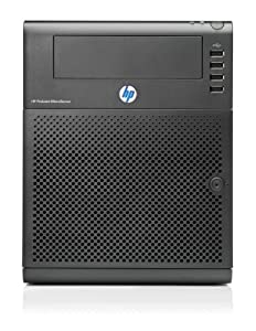 HP 704941-421 ProLiant Micro Server (AMD Turion II Neo N54L 2.2GHz, 2GB RAM, 250GB HDD, 2 Core, 7th Generation)