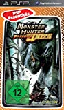 Monster Hunter Freedom Unite PSP Essentials - Sony PlayStation Portable