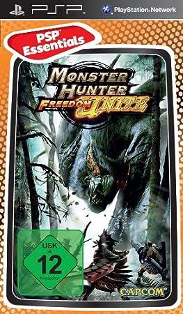 Monster Hunter: Freedom Unite [Essentials]