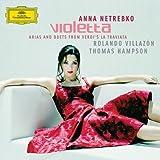 VIOLETTA - Arias and Duets from Verdi's La Traviata ( by Anna Netrebko, Wiener Philharmoniker (2007) Audio CD
