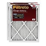 Filtrete Micro Allergen Defense Filter, MPR 1000, 16 x 25 x 1-Inches, 2-Pack