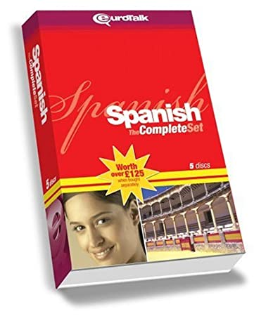 EuroTalk Complete Spanish (PC/Mac)