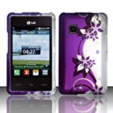 3-in-1 Bundle For LG 840g - Hard Case Sna