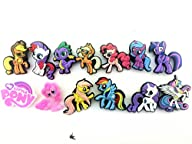 13 New Style My Little Pony Shoe Char…