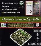 Organic Edamame Spaghetti - 2 lbs (907g)