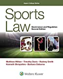 img - for Sports Law: Governance and Regulation (Aspen College) book / textbook / text book