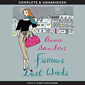 Famous Last Words | [Annie Sanders]