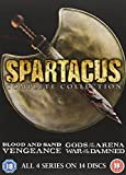 Spartacus: The Complete Collection [DVD] [Reino Unido]