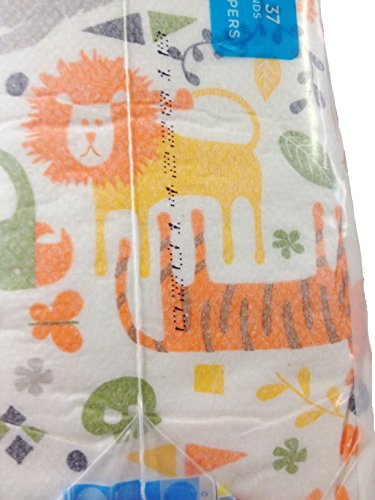 The Honest Company Diapers Size 3 – Wild Animals