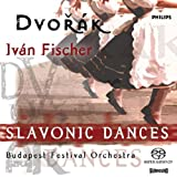 Slavonic Dances (Fischer) [Sacd/CD Hybrid]by Antonin Dvorak