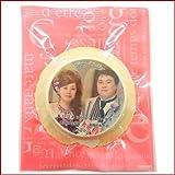 Amazon.co.jp結婚披露宴のブライダルプチギフト煎餅白1/単品ビニール個装品