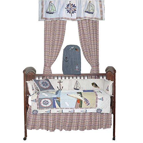 Patch Magic Nautical Crib Bedding