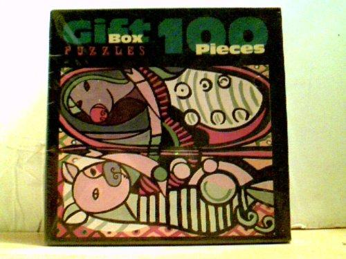 "Pigasso - 100 Pieces Puzzle 8"" X 10"""