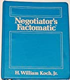 img - for Negotiator's Factomatic book / textbook / text book