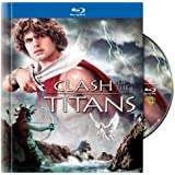 Clash of the Titans (1981) / Le choc des Titans (Bilingual) [Blu-ray Book]
