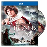 Clash of the Titans (Blu-ray Book Packaging) ~ Harry Hamlin
