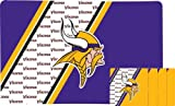 MINNESOTA VIKINGS PLACEMAT AND COASTER SET at Amazon.com