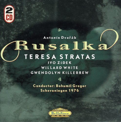 Rusalka - Dvořák  - 2 CD