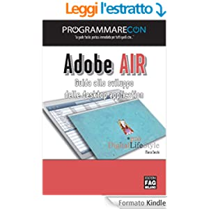Programmare con Adobe AIR (Pro DigitalLifeStyle)