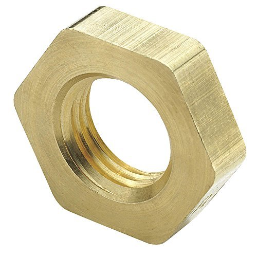 parker-hannifin-210p-6-brass-pipe-fitting-lock-nut-3-8-npsl-pipe-thread-by-parker-hannifin