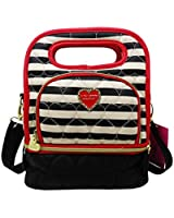 Betsey Johnson Top Handle Lunch Tote