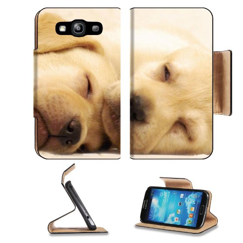 German Shepherd Puppies Dogs Pets Samsung Galaxy S3 I9300 Flip Cover Case With Card Holder Customized Made To Order Support Ready Premium Deluxe Pu Leather 5 Inch (132Mm) X 2 11/16 Inch (68Mm) X 9/16 Inch (14Mm) Luxlady S Iii S 3 Professional Cases Access front-548559