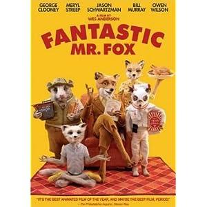 Fantastic Mr  Fox on DVD and The Fantastic Mr Fox Cast