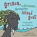 Grison the Grumpy, Grouchy Island Goat