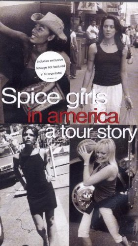 Spice Girls:in America-a Tour