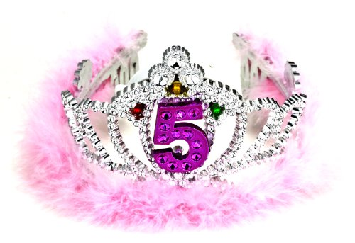 Forum Novelties 5th Birthday Flashing Tiara