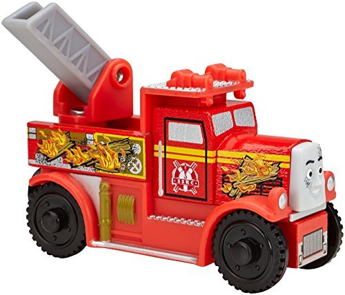 Fisher-Price Thomas the Train Wooden Railway Fiery Flynn